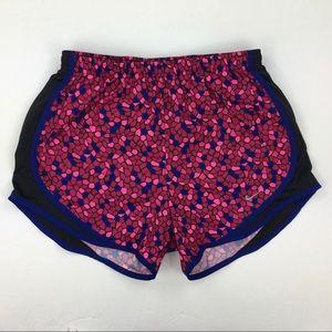 Nike Dri Fit Womens S Pink Tempo Running Shorts